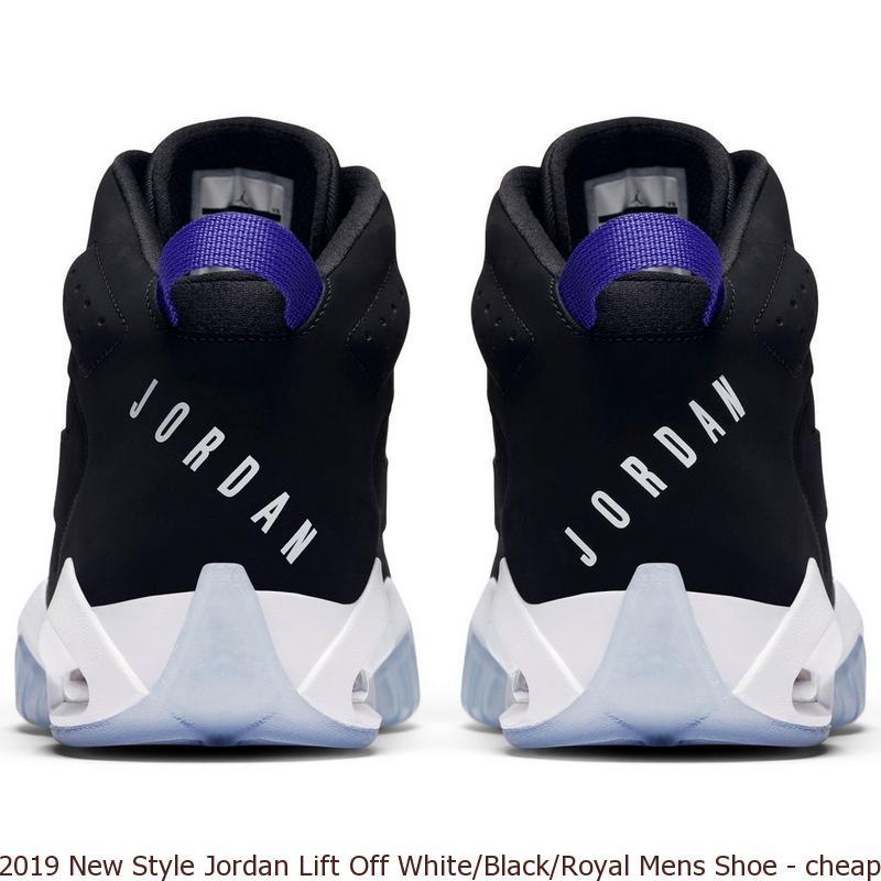 2019 New Style Jordan Lift Off White