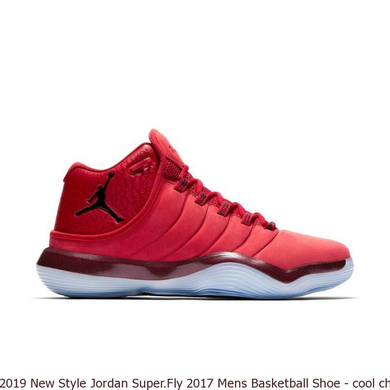2019 New Style Jordan Super.Fly 2017 Mens Basketball Shoe - cool cheap  jordans - 1743V
