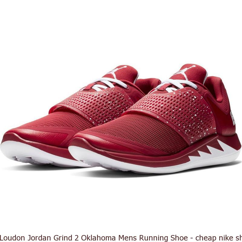 f2701d587 Loudon Jordan Grind 2 Oklahoma Mens Running Shoe – cheap nike shoes ...