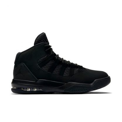 Loudon Jordan Max Aura Black Mens Shoe