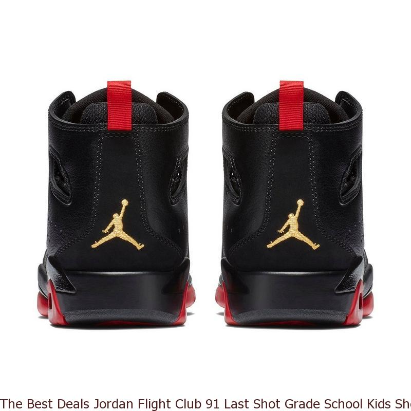 2a11cbe656da The Best Deals Jordan Flight Club 91 Last Shot Grade School Kids Shoe ...