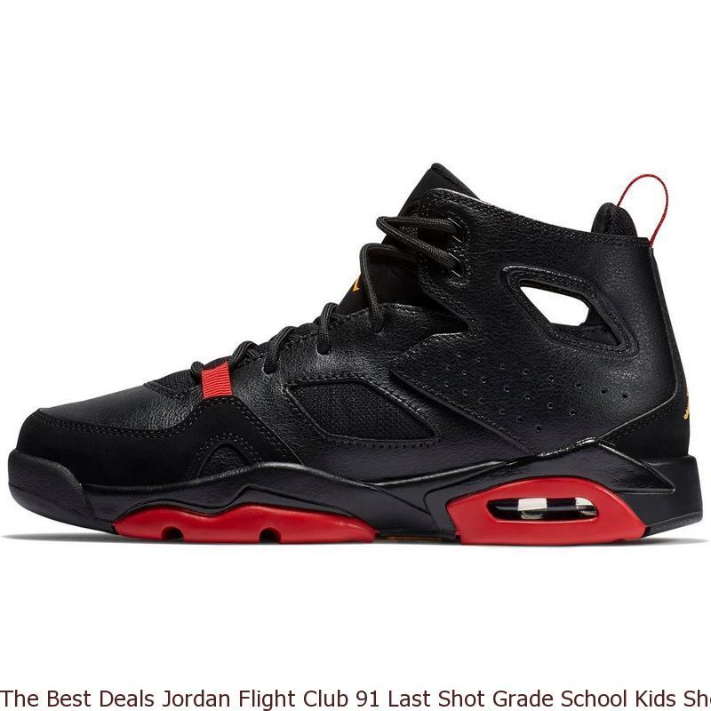 new concept 1a173 4fb3e The Best Deals Jordan Flight Club 91 Last Shot Grade School Kids Shoe – cheap  jordans ...